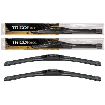 Комплект бескаркасных щеток Trico Force, 550 мм и 450 мм