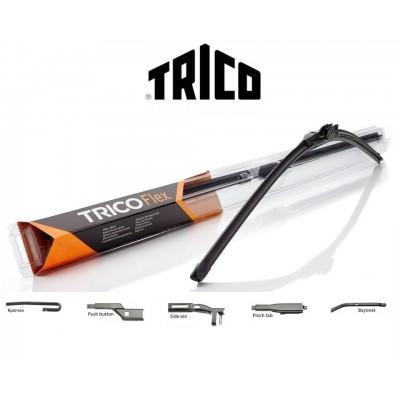 Комплект бескаркасных щеток Trico Flex, 600 мм и 480 мм